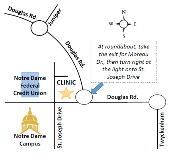 Clinic Map